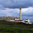 Lighthouse of Boa Nova — Stock Photo