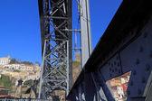 Bridge D. Luis — Stock Photo