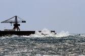 Stormy sea — Foto de Stock