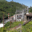 Old hydroelectric facilities — Stock Photo #36515587