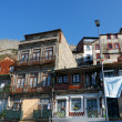 Stock Photo: Typical houses of Porto