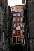 Old Porto alley — Stock Photo