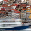 Ribeira, Porto — Stock Photo