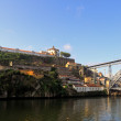 D. Luis Bridge, Porto — Stock Photo #36592821