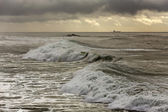 Moody seascape — Stock Photo