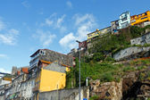 Typical houses of Porto — Stock Photo