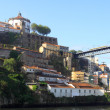 D. Luis Bridge, Porto — Stock Photo