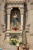 圣母祭坛 — 图库照片