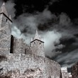 Infrared medieval castle — Stock Photo #39641295