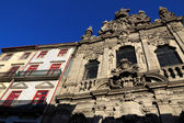 Church of Mercy of Porto — Stock Photo