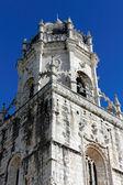 Lisbon monastery — Stock Photo