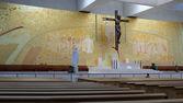 Fatima new altar — Stockfoto