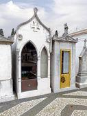 Old european cemetery — Stock Photo