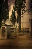 Cemetery — Stock Photo