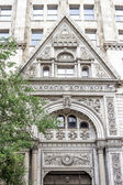 Architecture of Philadelphia, Witherspoon Building, Historic Place — Stock Photo