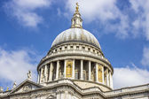 Dome of St Paul s Cathedral, London, UK — Stock Photo