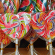 Stock Photo: Candy in many colors.