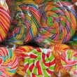 Candy in many colors. — Stock Photo