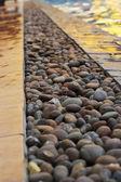 камня и воды — Стоковое фото