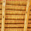 Stockfoto: Thatched roof.