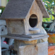 Bird house. — Stockfoto #35756807