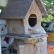 Foto de Stock  : Bird house.
