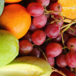 Fresh various fruits. — Stock Photo