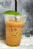 Iced coffee — Photo