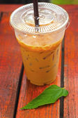 Iced coffee — Foto Stock