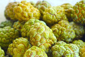 Sugar apple in the market — Stock Photo