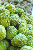 Sugar apple in the market — Photo