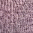 Gray knitted fabric texture background — Stock Photo
