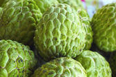Sugar apple in the market — Stockfoto