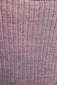 Gray knitted fabric texture background — 图库照片