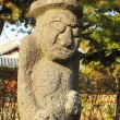 Ancient statues in South Korea — Stock Photo #37235741