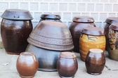 Korean ceramic pottery old traditional — Stock fotografie