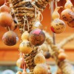 Calabash tree Korea — Stock Photo #37284799
