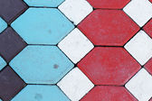 Brick wall background texture - vintage — Stock Photo
