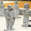 Ancient statues in South Korea — Stock Photo #38181783