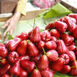 Stock Photo: Rose apple for sale at Damnoen Saduak Floating Market - Thailand