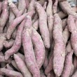 Yam at market — Stock Photo #41692135