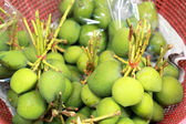 Fresh mango in the market — Stock Photo