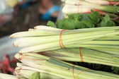 Lemon grass in the market — Stock Photo