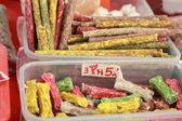Pet food - bone for dog — Stock Photo