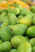 Fresh mango in the market — Stock Photo
