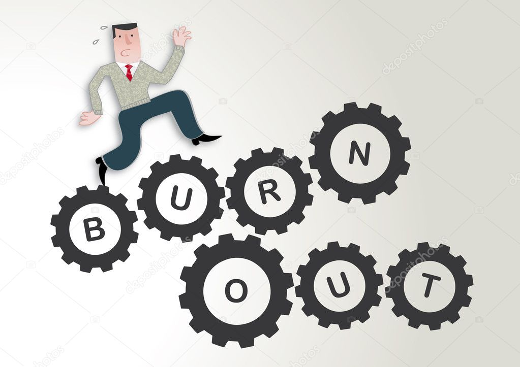 how does burn out differ from stress essay The association for psychological science notes, however, that there are three main varieties of burnout—each with different symptoms and different solutions.