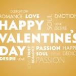 Happy Valentines gold — Stock Vector #38286929