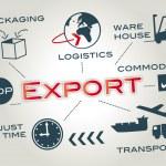 Постер, плакат: Export logistics
