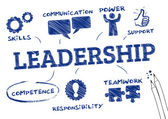 Leadership concept — Stock Vector