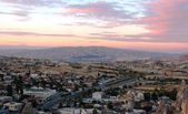 Sunset in Goreme. Cappadocia — Stock Photo